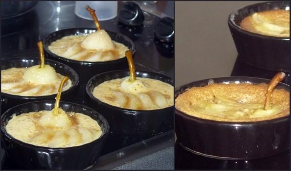 Picnik collage moelleux au pain d\'épice et poire