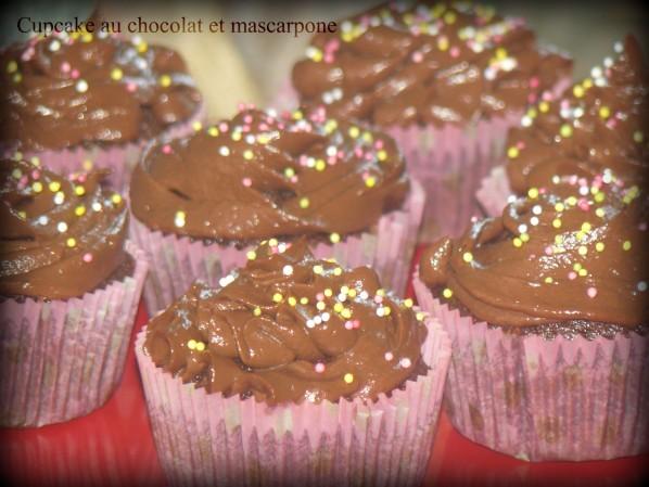 cupcake au chocolat facile
