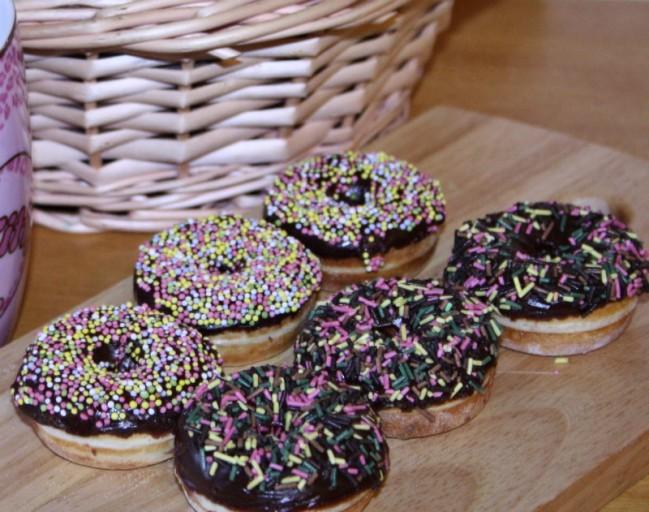 donuts recette facile