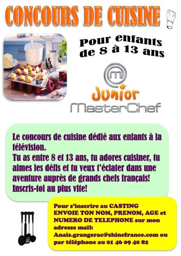 AFFICHE MC JUNIOR