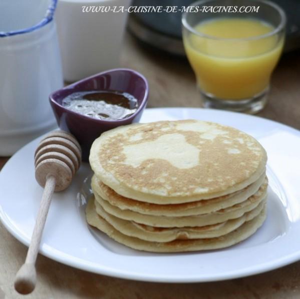 Pancakes facile,rapide