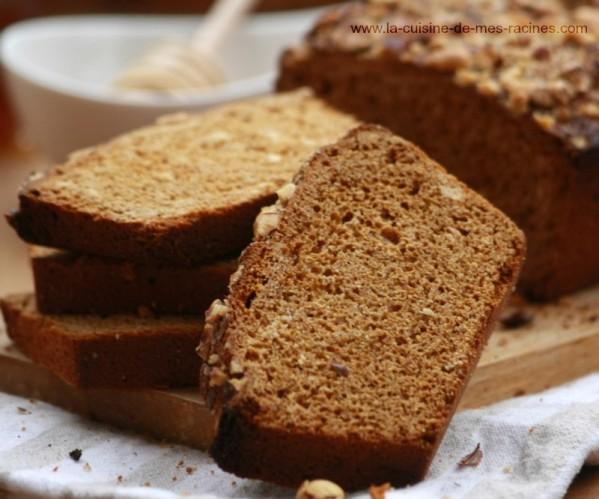 pain-d-epice au miel