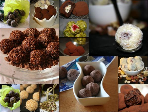 Truffes au chocolat recette simple