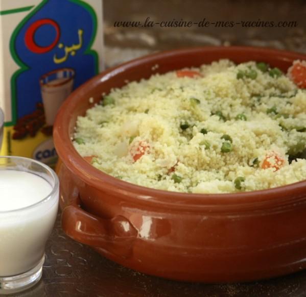 couscous legumes