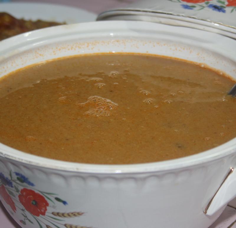 - Cuisine soupe de poisson ...