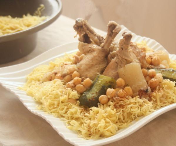 Rechta - Recette de cuisine algerienne traditionnelle ...