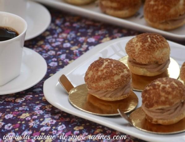 Chou craquelin1 - Pate a choux herve cuisine ...