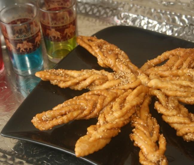 La Cuisine Algérienne Graines De Cafe: Griwech