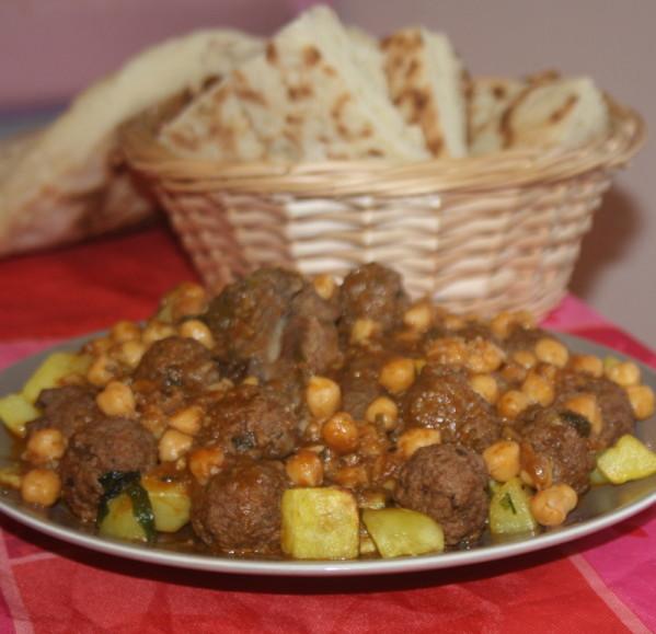 La Cuisine Algerienne: Pommes De Terre Frites…