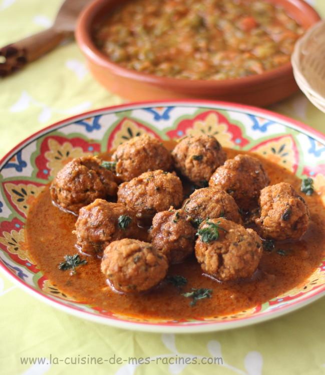 La Cuisine Algerienne: Tajine De Poisson
