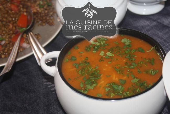 Chorba - Recette de cuisine algerienne gratins ...
