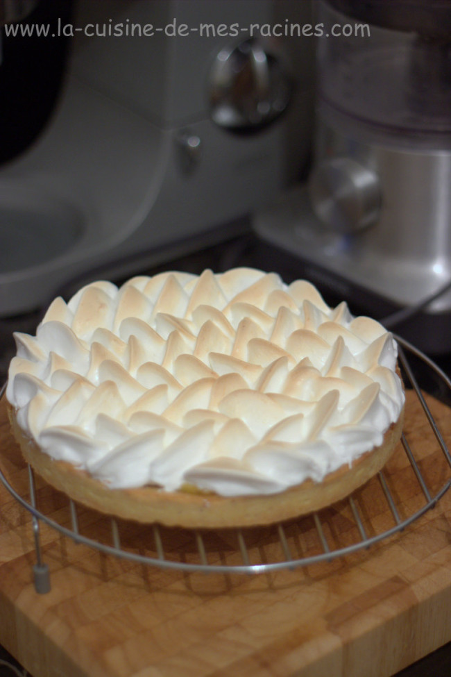 Tarte au citron meringuee 8301 - Recette tarte au citron sans meringue ...