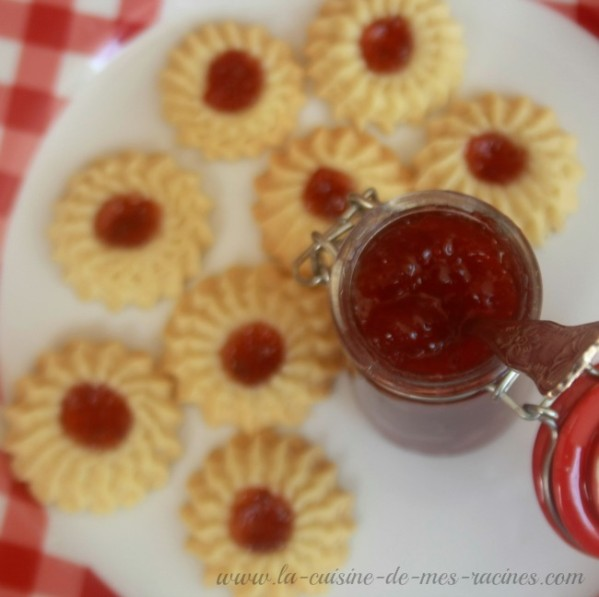Biscuits Sables Facile