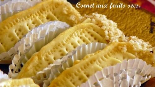 Gâteau Algerien sec facile et économique pour l'Aid -Le