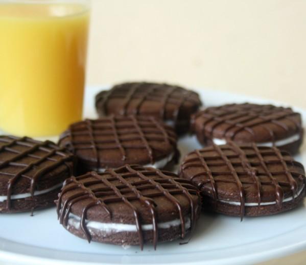 Recette de gateaux au chocolat pour l'aid
